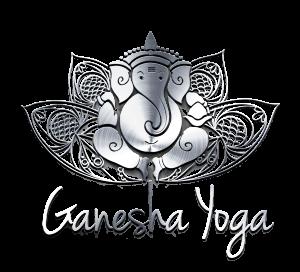 3d logo Ganeshayoga
