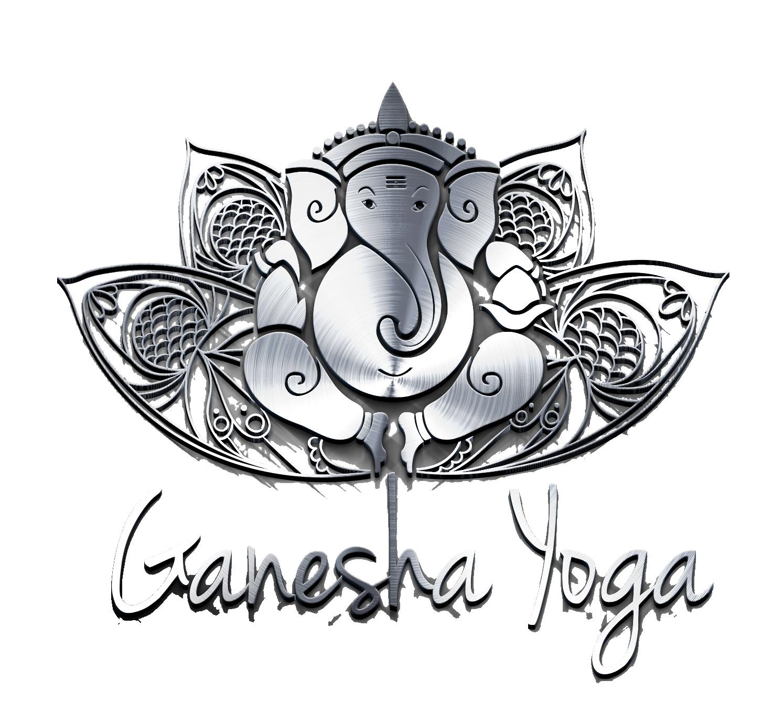 3_d Logo Ganeshayoga