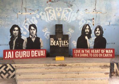 Beatles ashram 15